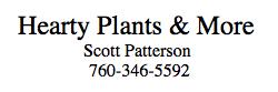 Hearty Plants